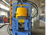 Linha da máquina de processamento do ângulo do CNC (perfurando, marcando e cortando)