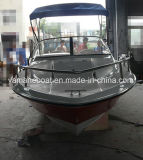 barche di velocità di 6.3m con i motori esterni gemellare