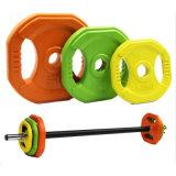 Piatti rettangolari del peso dell'ottagono aerobico del corpo