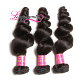 Volume peruano do cabelo do Virgin da onda frouxa da alta qualidade
