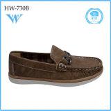 Chaussures plates thermiques confortables de mode bon marché de qualité