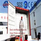 Panneau de mousse de PVC faisant la chaîne de production de panneau de mousse de PVC de machine de fabrication de panneau de mousse de PVC de machine