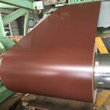 (0.2mm) As folhas de metal de aço PPGI galvanizaram o aço/a bobina de aço revestida cor