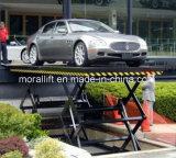Hydralic modificado para requisitos particulares Scissor la elevación del estacionamiento del coche