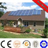 Sistema solare domestico durevole della portata di lunga vita sul sistema inserita/disinserita di energia solare di griglia del tetto