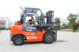 De gloednieuwe Vorkheftruck van de Dieselmotor van de Manifestatie DM-H15 Mini