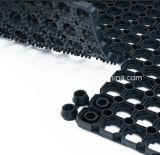 Stuoia di gomma variopinta antiscorrimento esterna di collegamento del pavimento