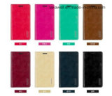 Samsung J2/J5j6/J7 Wallet Phone CaseのためのPhone移動式Accessory Top Quality Style PU Leather Case