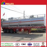 Chemischer flüssiger Beförderung- mit Tankwagenhalb Schlussteil