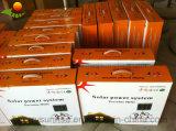 Kit domestico solare portatile di illuminazione dell'Indonesia con il caricatore del USB