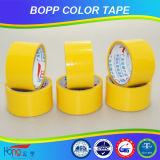 BOPP adhesiva de color cinta de sellado del cartón