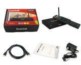 Modelo privada Quad Core Smart TV Set-Top Box M8 con Perfect XBMC Kod