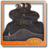 13X3 SizeのブラジルのHuman Hair Lace Frontal