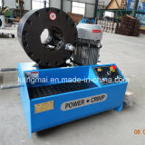 Máquina de friso Km-91L da mangueira hidráulica aprovada do CE