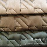 Tissu décoratif à la maison piquant de modèle pour le sofa