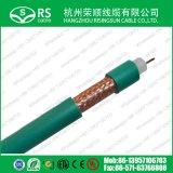 cable coaxial de 75ohm Kx8 CCA 17AWG para CATV/Matv