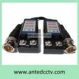 1 KabelUTP videobalun-Sender/Empfänger des Kanal-passiver HD Tvi Cvi Ahd Cvbs des twisted- pairCat5