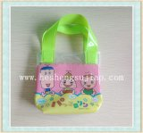 Lovely PVC Gift Case with Handles (YJ-B020)