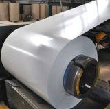 Tôle d'acier en acier galvanisée enduite d'une première couche de peinture d'enroulement PPGI