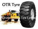ダンプ、ローダー、グレーダーおよびバックホウのためのOTRのタイヤ