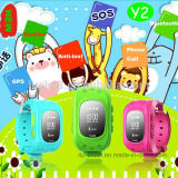 Kids GPS Trackimg Watch com GPS + Lbs Dual Position (Y2)