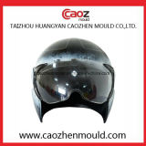 Semi molde exterior da viseira do capacete para o uso da motocicleta