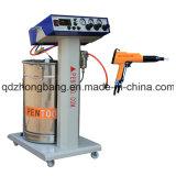 Injetor de pulverização eletrostático do pó da venda 2016 quente
