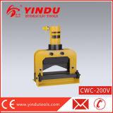 25t v 모양 구리 공통로 절단기 (CWC-200V)