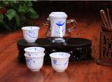 [كونغفو] قشرة قذيفة خزي شاي مجموعة [تا كب]