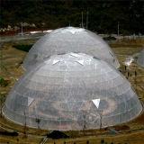 Укрытие 2016 купола прямой связи с розничной торговлей фабрики прозрачное/шатер геодезический купола