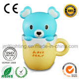 CE&RoHS CertificationのVinny Bear LED Children Light