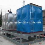SUS304 de Tank van het Water van het Roestvrij staal van de Rang van het voedsel