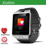 Monitor esperto da pressão sanguínea de frequência cardíaca do relógio da saúde