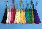 Laço colorido do Tassel da alta qualidade para a decoração da cortina