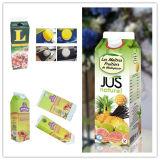 Saft/Milch/Wasser/Sahne/Wein-dreieckiger Papierkarton/Kasten