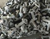 Geschmiedeter Stahlbehälter, der Systems-Behälter-Teile peitscht