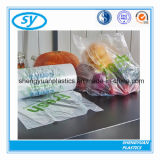 Напечатанные пластичные мешки замораживателя мешка еды на крене