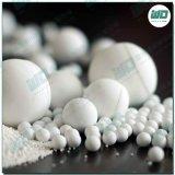 Sfere di ceramica della sfera calcinate tecnologia di avanzamento di 92% della sfera di ceramica dell'allumina per il laminatoio di sfera
