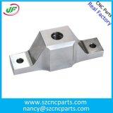 Высокая точность обрабатывая CNC OEM таможни частей разделяет части Titanium фланца подвергая механической обработке