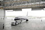 Het lichte Pakhuis van het Onderhoud van de Vliegtuigen van de Hangaar van de Structuur van het Staal (kxd-SSW152)