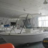 Liya 8 Personen-Fiberglas-Fischerboot mit Bewegungsverkauf