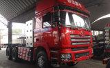 D'long/Shacman F3000 F2000 6X4 380HP 트랙터 트럭