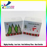 Caja de papel de la Navidad / caja de papel de regalo