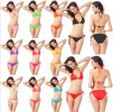 Madame sexy Bikini Swimwear de collet de Halter