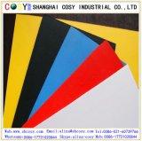 Placa colorida da espuma do PVC com boa qualidade