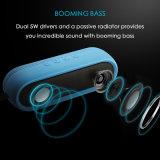 우량한 베이스 성과 휴대용 소형 무선 Bluetooth 스피커