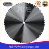 Алмазный резец: лазер Wall Saw Blade 1200mm с Tapered u