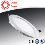 세륨 RoHS를 가진 9W-18W Round LED Panel Light