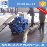 Aufbau-Maschinerie-Kies-Böe-Gerät