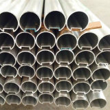 Pipe 6061, 6063, 6082, 6083 d'alliage d'aluminium de 6 séries